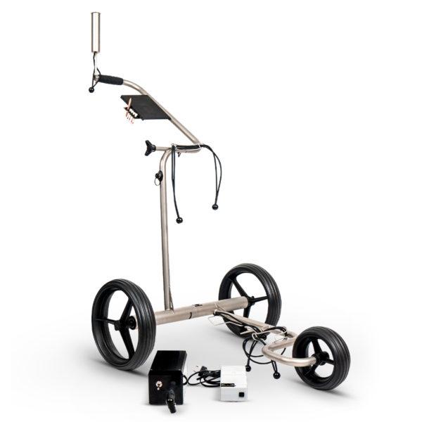 Elektrický vozík Dog-Leg